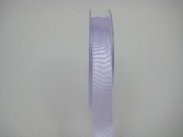 15 MM X 22.5 METRES SATIN RIBBON IN ICED LILAC- IF QUANTITY IS MORE THAN 10 ROLLS PAY £1.05 A ROLL