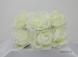YF138 8cm Open Roses