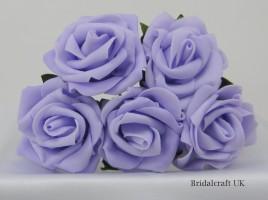 YF111 7cm Open Roses