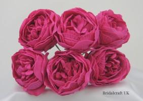 YF168 Peony Rose 9cm