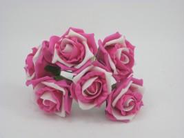 YF43 Contrast 6cm Cottage Rose