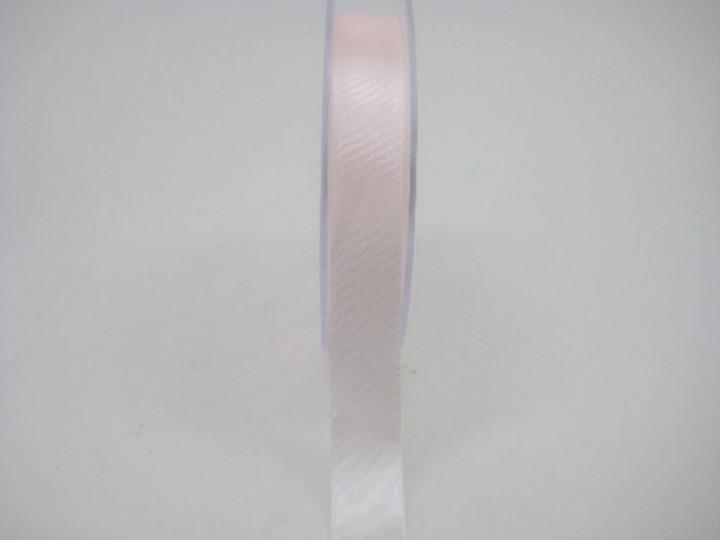 15 MM X 22.5 METRES SATIN RIBBON BABY PINK- IF QUANTITY IS MORE THAN 10 PAY £1.05 A ROLL