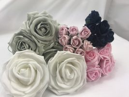 Colourfast Foam Flowers