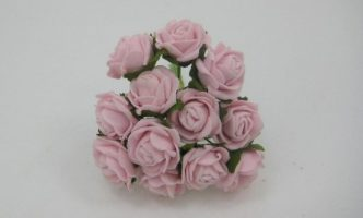 YF148LP  MINI TEA ROSE IN LIGHT PINK